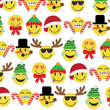 commercial wrapping paper emoji christmas gift wrap roll 24 x 15 gift wrapping paper to