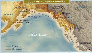 Alaska Inside Passage Map by Michelle U0027s Swing Dance Swing Dance Cruise Social Dance Cruise