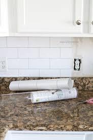 backsplash wallpaper for kitchen faux tile wallpaper kitchen tile designs