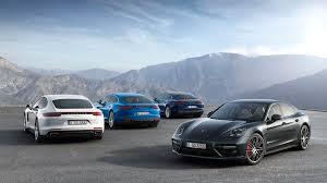 Porsche Panamera Back - rocket on four wheels portfolio magazine
