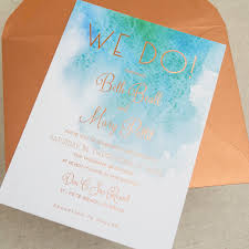 tropical themed wedding invitations modern themed wedding invitations a p designs