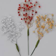 floral picks flower accessories sprays spray picks alma s