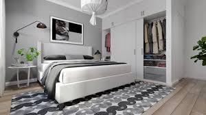 Bedrooms In Grey And White Grey And White Interior Design Inspiration From Scandinavia