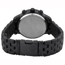 amazon black friday specials on seiko mens watches timex intelligent world time black dial black ion plated men u0027s