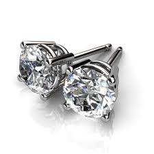 real diamond earrings for men shop diamond stud earrings online union diamond