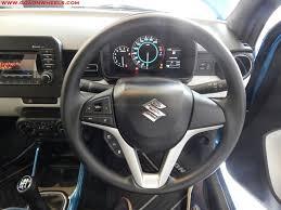 Suzuki Ignis Interior Maruti Suzuki Ignis Interiors 2