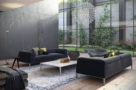 contemporary furniture design modern minimalist living room couch