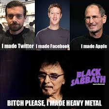 Meme Bitch Please - bitch please i made heavy metal d twitter facebook apple