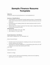 how to write a resume template finance resume template financial analyst resume sle
