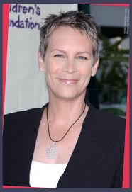 brilliant jamie lee curtis short hairstyles with regard to beauty