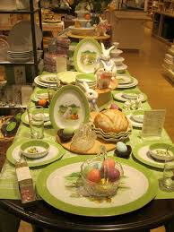 Easter Table Setting Tablescapes An Easter Table Setting 2041211 Weddbook