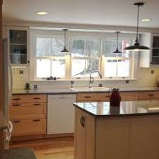 Pendent Lighting Kitchen Windows Over Sink  And Went With Two - Kitchen sink lighting
