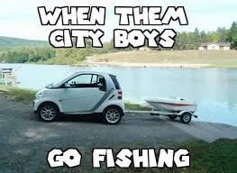 Fishing Meme - when them city boys go fishing meme fishing lures