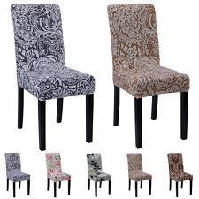 Dining Chairs Covers Dining Chair Cover Dining Room Polyester Spandex Fabric Chair