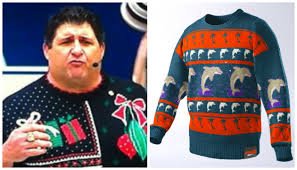 nfl ugly christmas sweaters slideshow last minute present ideas
