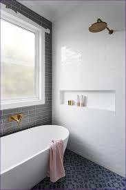 Subway Tile Bathroom Floor Ideas Bathroom Bathroom Floor Tile Home Depot Shower Tile White Subway
