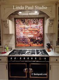 mural tiles for kitchen backsplash pretty mural tiles for kitchen backsplash tuscan tile 18778 home