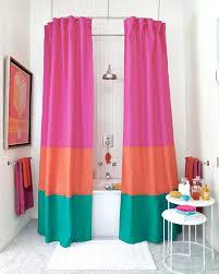 Bright Green Shower Curtain Bright Colored Shower Curtains Fabulous Bright Colored Shower