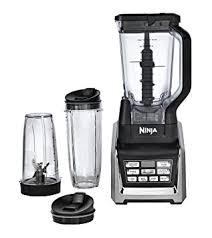 black friday ninja blender amazon com nutri ninja blender duo with auto iq bl641 kitchen