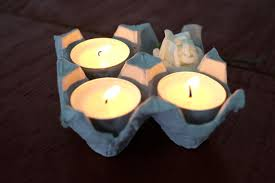 can you use tea light candles without holders 7 creative candle holders from common items at home jewelpie