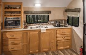 Trailer Kitchen Cabinets Mt Mckinley Travel Trailer Photo Gallery Riverside Rv
