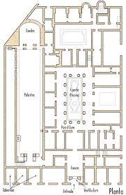 domus collegium of the exedra
