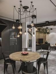 Loft Modern Modern Loft Interior Design By Idwhite Studio
