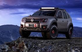 concept renault renault duster extreme concept unveiled autodevot