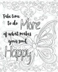 printable coloring quote pages for adults exclusive idea inspirational coloring pages adult page printable 01