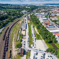 Stadtstrand Bad Kissingen Stadt Coburg Güterbahnhof