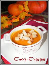 cuisine potiron soupe de potiron au comté et flocons d avoine cuisine