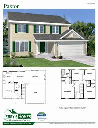 4 bedroom floor plans 2 story best house plans and floor designs