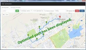 Google Maps Walking Directions Google Map Path Optimization By Najmuliqbal15 Codecanyon