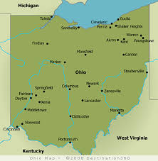 Ohio Kentucky Map by Type Of Map Practice 6th Grade World Studies