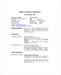Supervisor Resume Sample Free by Housekeeping Resume Template 4 Free Word Pdf Documents