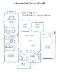 floor plans st andrews village independent retirement community