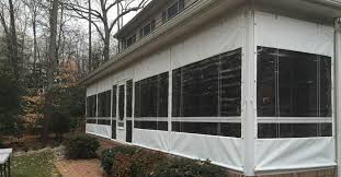 Screens For Patio Enclosures Porch Protection Seaford De Porch Protection System