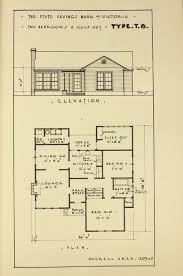 state bank californian bungalow floor plans