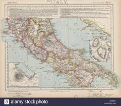 Map Of Central Italy by Map Of Central Italy At Least 18 People Have Died Following An