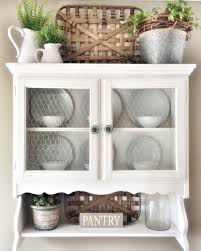 farmhouse kitchen hutch bless this nest blog pinterest
