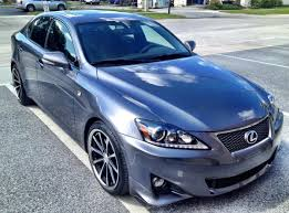 lexus is300 2013 2012 is fsport nebula pearl vossen 19