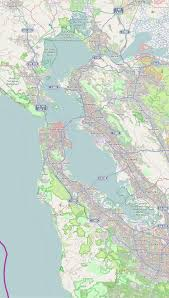 San Francisco Bay Map by File Location Map Greater San Francisco Bay Area Svg Wikimedia