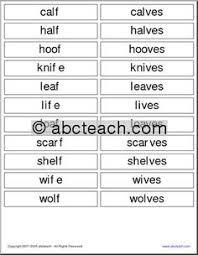 plural words ending in s plural words worksheets and spelling