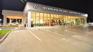 lexus houston new inventory sterling mccall lexus