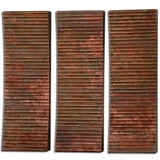 copper decor accents copper wall accents you ll love wayfair