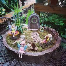 fairy garden container ideas photo album garden and kitchen