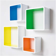 wall mounted cube shelving wall shelves design wall mounted cube