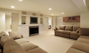 living perfect clean white basement paint colors feat brown