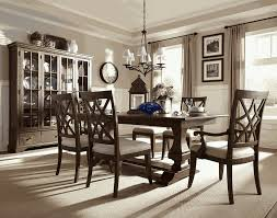 Trestle Dining Room Table by Trisha U0027s Trestle Table Simple Elegance Frontroom Furnishings