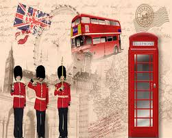 high quality london wall mural buy cheap london wall mural lots large custom 3d wall paper personality fashion red bus london style photo mural home decoration wall